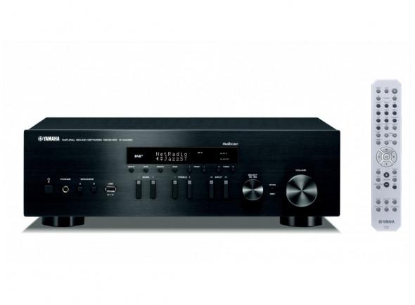 Receptores de Áudio / Vídeo Yamaha R-N402D BK