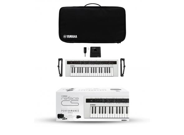 Sintetizadores e Samplers Yamaha Reface CS Performance Bundle
