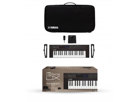 Sintetizadores e Samplers Yamaha Reface DX Performance Bundle