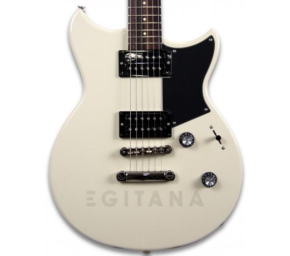 Guitarras formato Double Cut Yamaha Revstar RS320 Vintage White