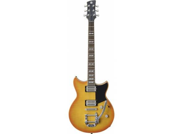 Guitarras formato Double Cut Yamaha Revstar RS720B Bigsby WLF Wall Fade