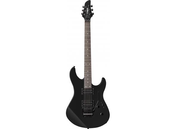 Guitarras formato ST Yamaha RGX220DZII Metallic Black
