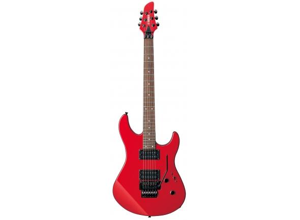 Guitarras formato ST Yamaha RGX220DZII Red Metallic