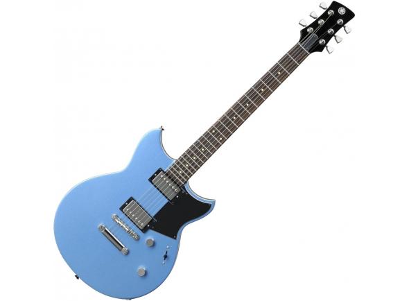 Guitarras formato Double Cut Yamaha RS420 Factory BL