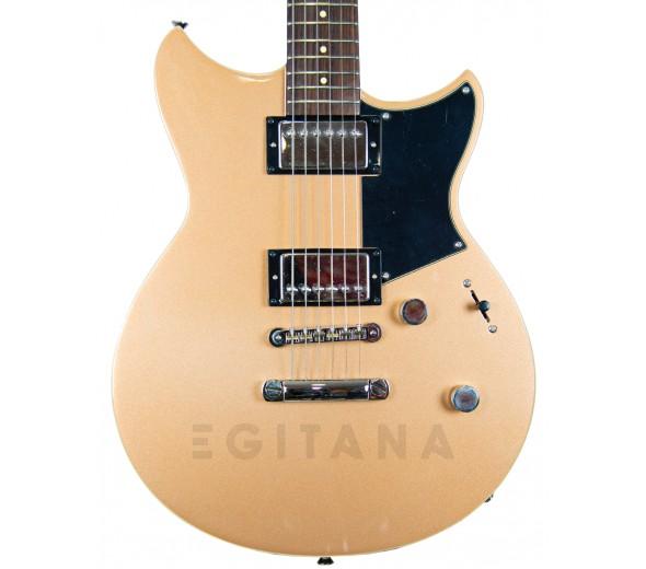 Guitarras formato Double Cut Yamaha Revstar RS420 Maya Gold