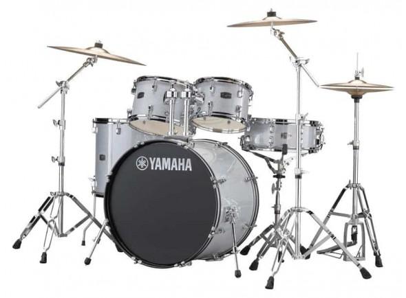 Conjunto de Bateria/Conjunto de bateria completo Yamaha  Rydeen Standard Silver Glitter 22
