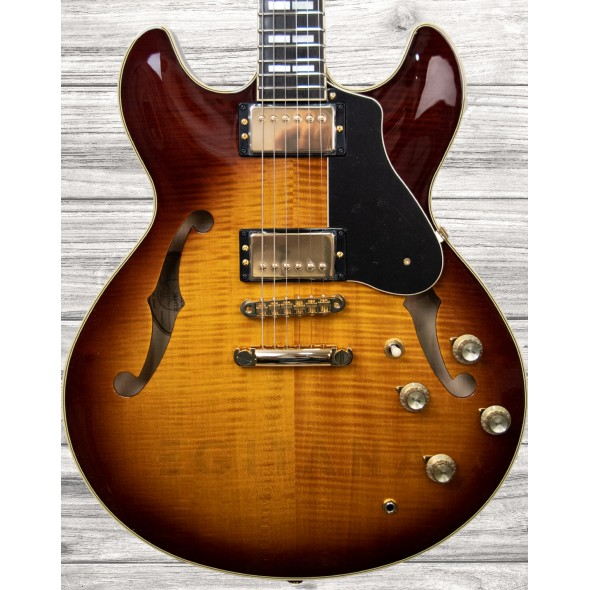Guitarras formato Hollowbody Yamaha SA2200VS