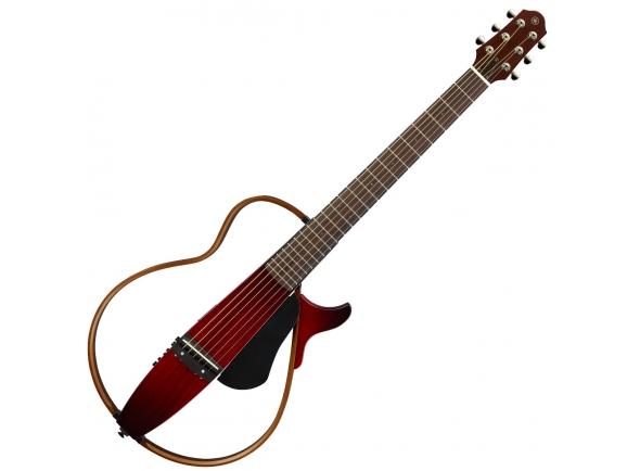 Outras guitarras acústicas Yamaha SLG200S CRB