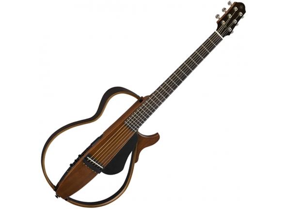 Guitarra electroacústica/Guitarras clássicas eletrificadas Yamaha SLG200S NA