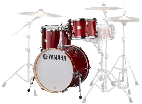 Conjuntos de bateria sem ferragens Yamaha Stage Custom Bop Kit CR