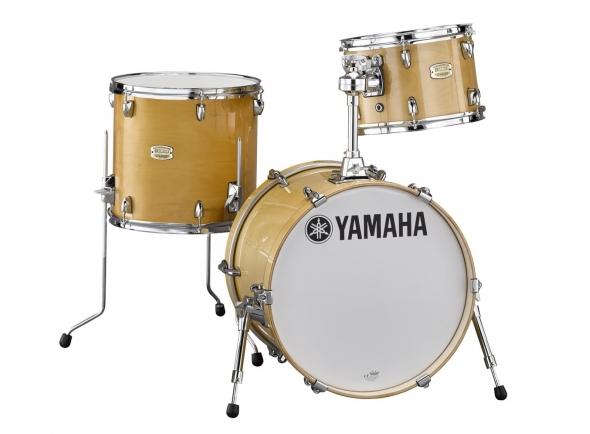 Bateria acústica sem ferragens/Conjuntos de bateria sem ferragens Yamaha  Stage Custom Bop Kit NW