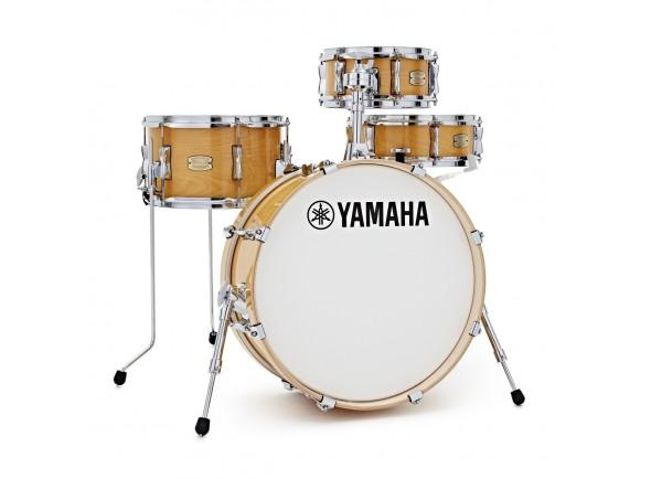 Conjuntos de bateria sem ferragens Yamaha Stage Custom Hip Shell Set NW 20''