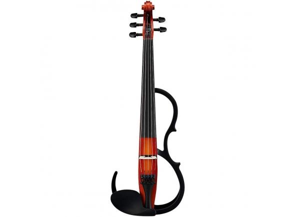 Violinos e violas eléctricas Yamaha SV-255 Silent Violin