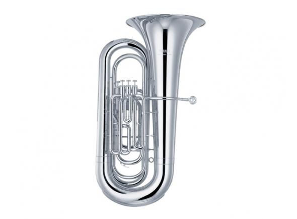 Tuba Yamaha Tuba  YBB321S Prateado