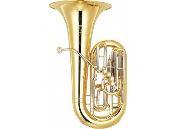 Tuba Yamaha Tuba  YCB822 Dourado
