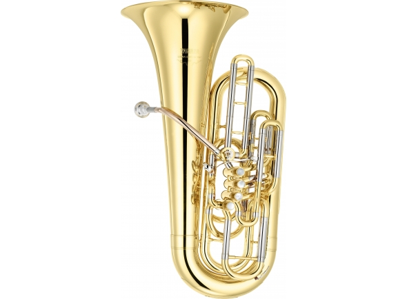 Tuba Yamaha Tuba  YFB621 Dourado