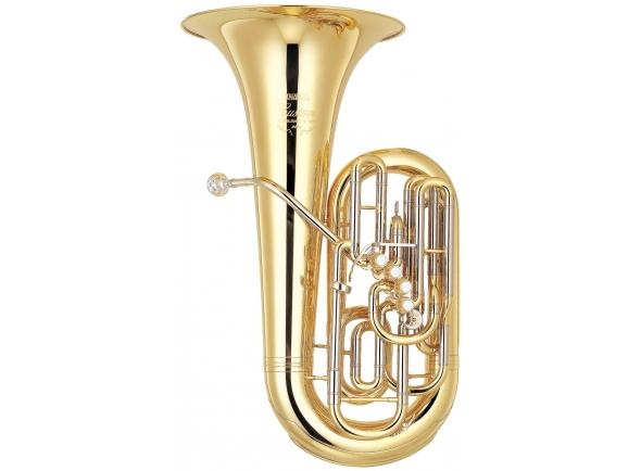 Tuba Yamaha Tuba  YFB822 Dourado