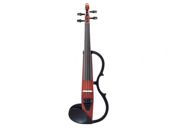 Violinos e violas eléctricas Yamaha Violino  SV130BR Silent Castanho