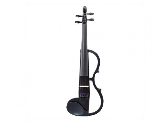 Violinos e violas eléctricas Yamaha Violino  SV130SBL Silent Preto