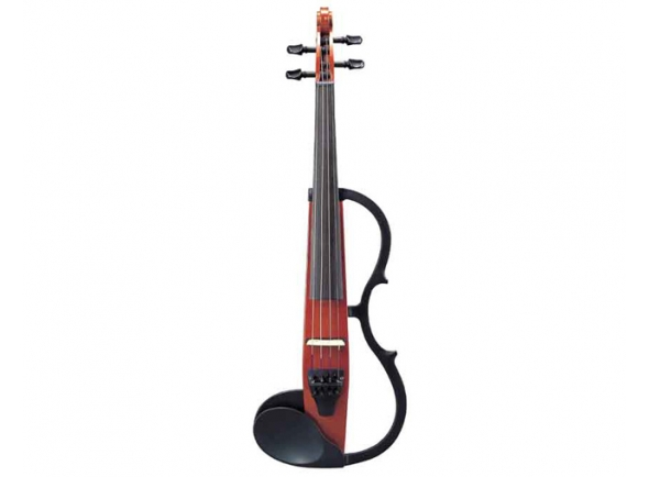 Violinos e violas eléctricas Yamaha Violino  SV130SBR Silent Castanho