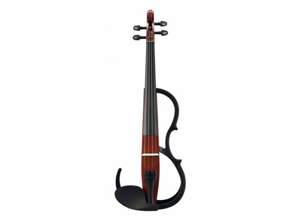 Violinos e violas eléctricas Yamaha Violino  SV150BR Silent Castanho