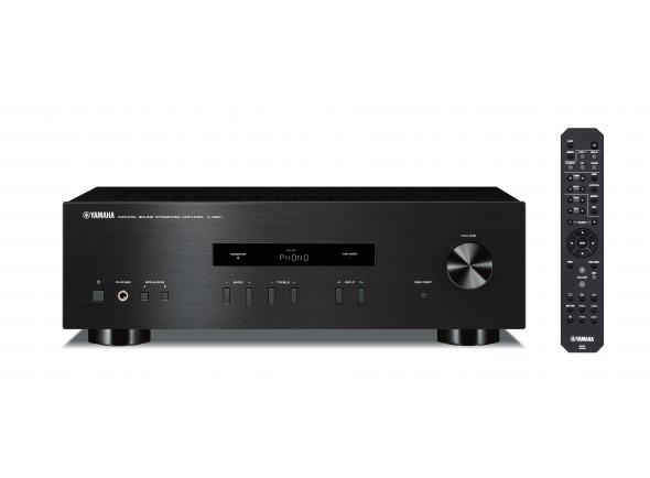 Amplificador Integrado/Coluna Hi-fi / Home Cinema Yamaha A-S201 BK