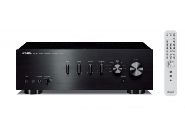 Amplificador Integrado/Amplificadores Yamaha A-S301 BK