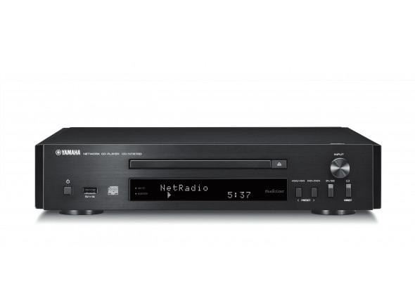 Leitor de CD/Leitores  Yamaha CD- NT670D BK