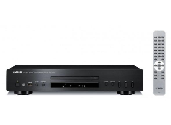 Leitor de CD-RW/Leitores  Yamaha CD-S300 BK