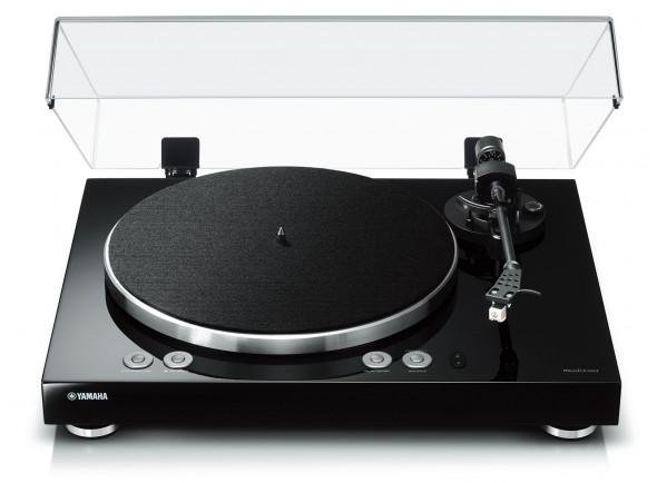 Gira-Discos em rede/Gira-discos de alta fidelidade Yamaha MUSICCAST VINYL 500