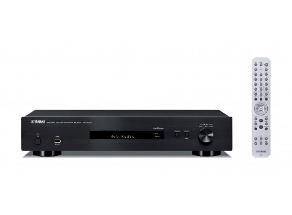 Leitor de áudio em rede/Leitores  Yamaha NP-S303 BK