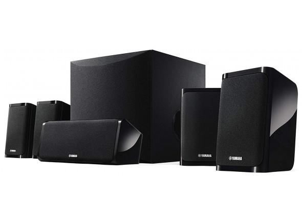 Colunas áudio / vídeo 5.1/Coluna Hi-fi / Home Cinema Yamaha NS-P41