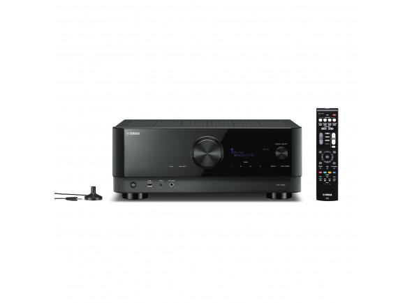 Receptor áudio / vídeo/Receptores de Áudio / Vídeo Yamaha RX-V4A