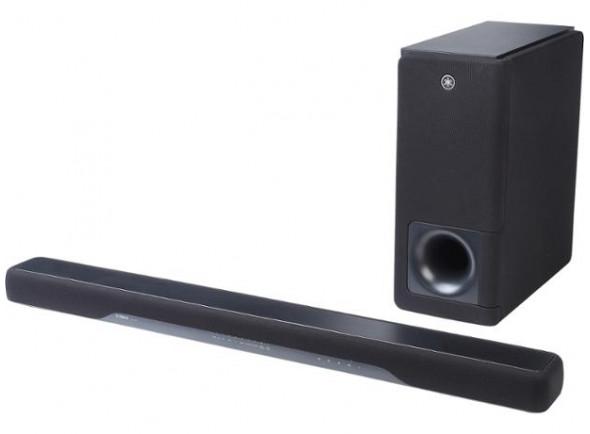 Barra de Som/Coluna Hi-fi / Home Cinema Yamaha YAS-207