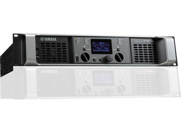 Amplificadores/Amplificadores Yamaha PX5
