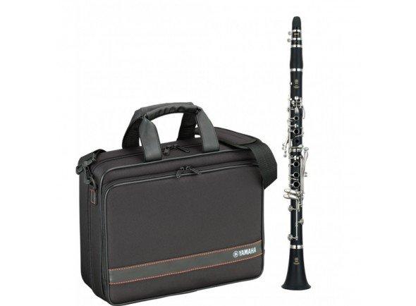 Clarinete/Clarinete Yamaha YCL-255 N com estojo