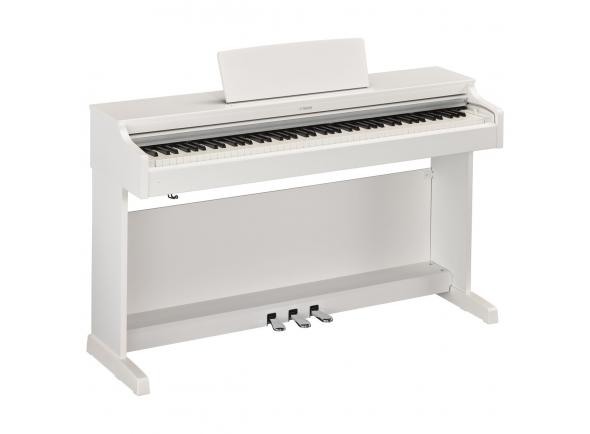 Piano Digital Yamaha YDP-163 WH Arius