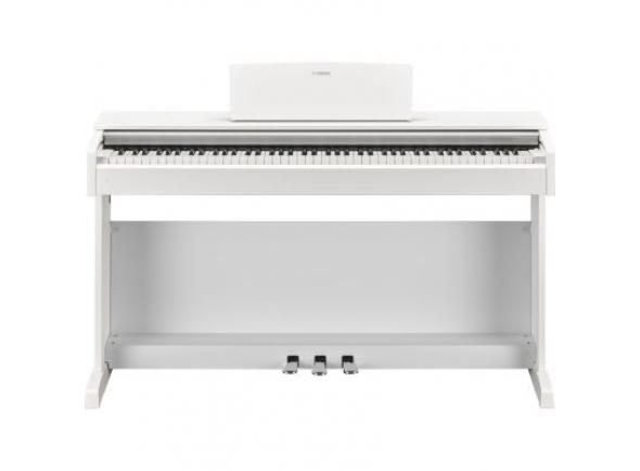 Piano Digital/Pianos Digitais de Móvel Yamaha YDP-164 WH Arius