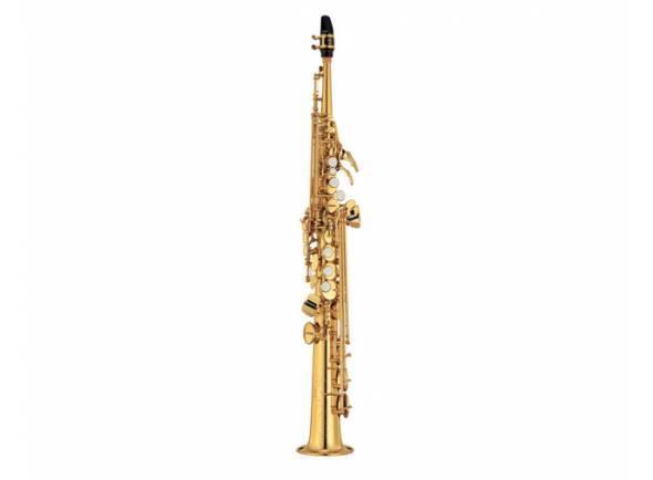 Saxofone Soprano/Saxofone Soprano Yamaha YSS-475 II