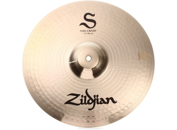 Pratos Crash Zildjian 14
