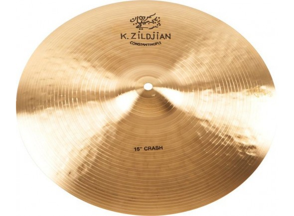 Pratos Crash Zildjian 15