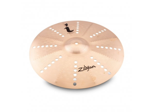 Pratos Crash Zildjian 17