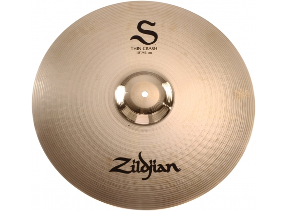 Pratos Crash Zildjian 18