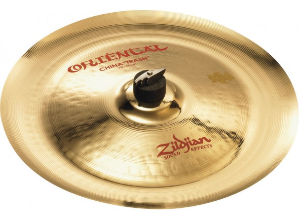 Pratos China Zildjian A0615 Oriental China 15 B-Stock