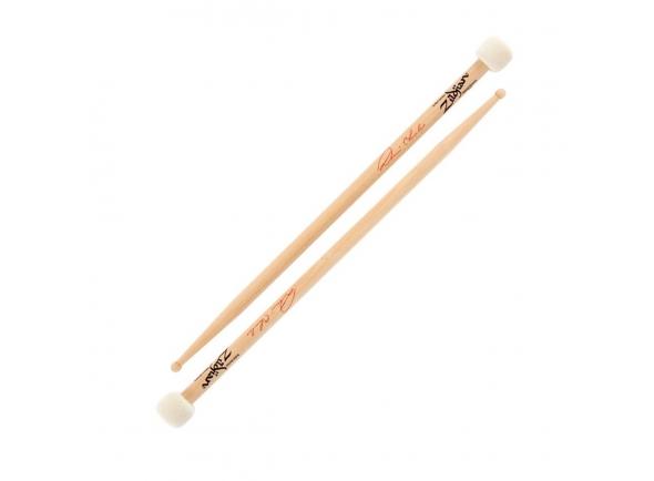 Baquetas bateria rods Zildjian Dennis Chambers Stick Mallets
