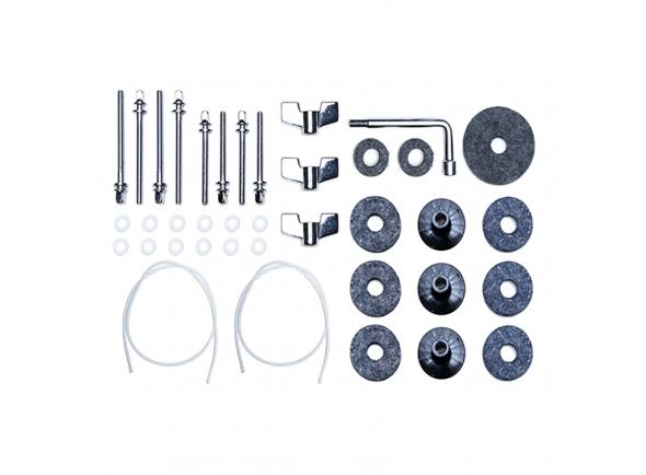 Acessórios para baterias acústica Zildjian Drummer's Survival Kit