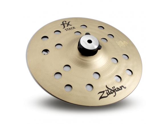 Pratos Especiais Zildjian FXS8