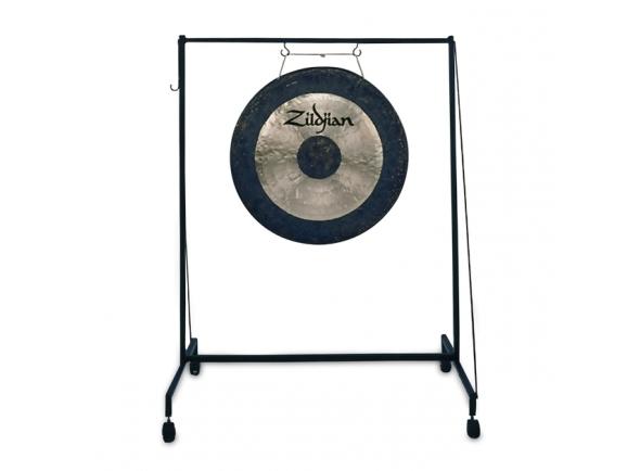 Suporte para gongo/Suportes para percussão de orquestra Zildjian Gong Stand 40