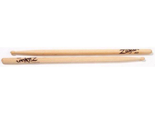 Baquetas para bateria/Outras baquetas Zildjian Jazz