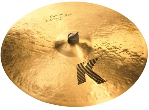 Pratos Ride Zildjian K Custom 21